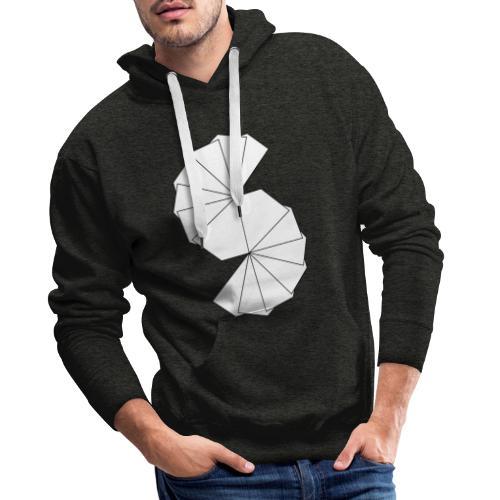S - Sweat-shirt à capuche Premium pour hommes