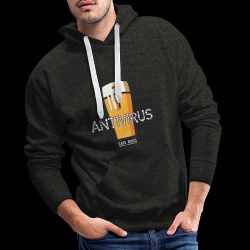 Antivirus - Mannen Premium hoodie