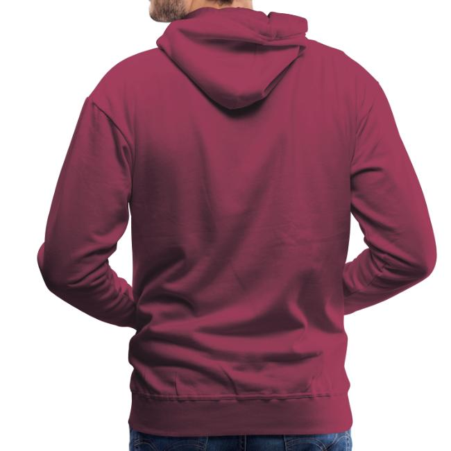 Vorschau: Weis wuascht is - Männer Premium Hoodie