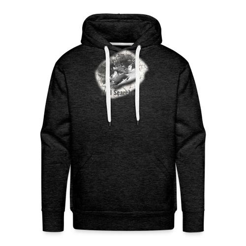 I am Hell Searcher, T-Shirt Women - Men's Premium Hoodie