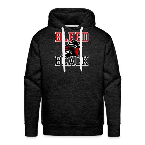 Bleed Black - Männer Premium Hoodie