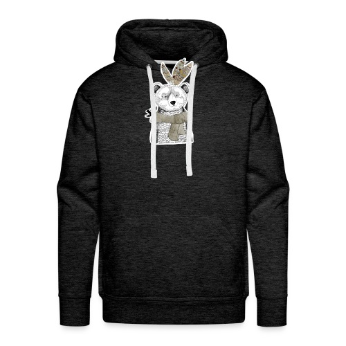 Mr. Bear - Männer Premium Hoodie