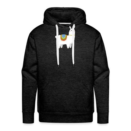 Alpaka - Männer Premium Hoodie