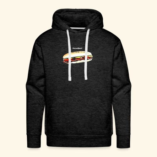 Sucuk Brot - Männer Premium Hoodie