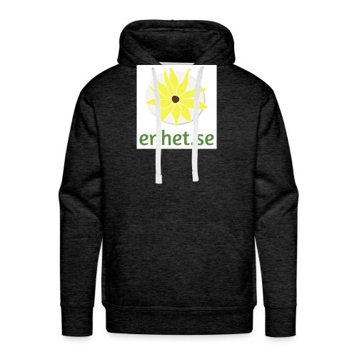Enhet_logotyp_hq_text_und - Premiumluvtröja herr