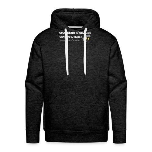 Logo Tshirt front png - Sweat-shirt à capuche Premium pour hommes