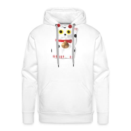 luckycat - Men's Premium Hoodie