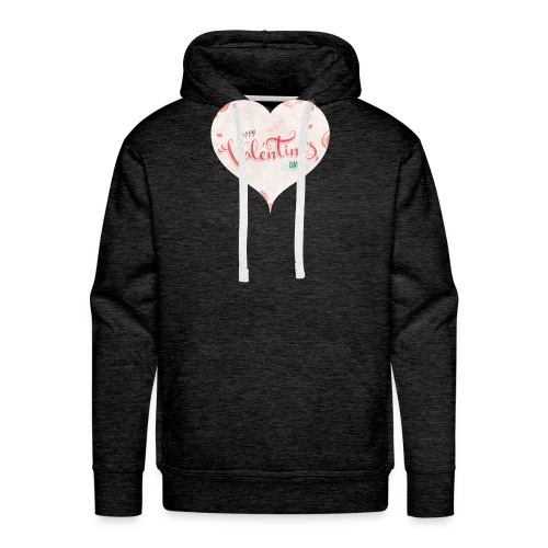 Happy Valentinesday - Männer Premium Hoodie