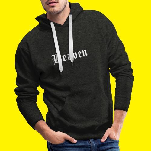 Heaven - Men's Premium Hoodie