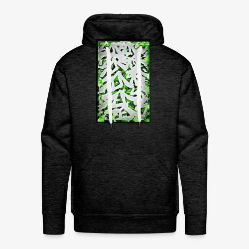 SoApocalyptic times - Sweat-shirt à capuche Premium pour hommes