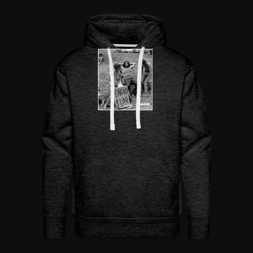 One Acid - Sweat-shirt à capuche Premium pour hommes
