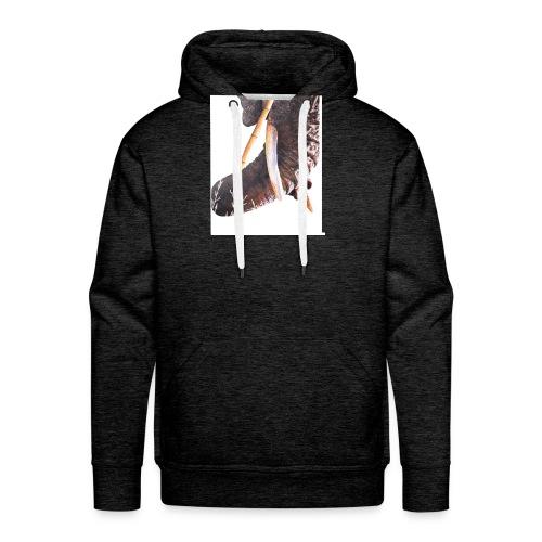 Olifantenslurf - Mannen Premium hoodie