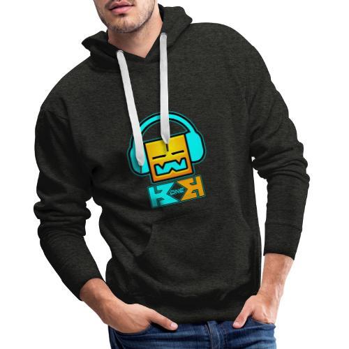 Bley One - Sudadera con capucha premium para hombre