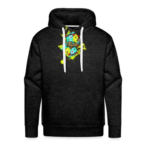 ©tillforlife-twinP - Sweat-shirt à capuche Premium pour hommes