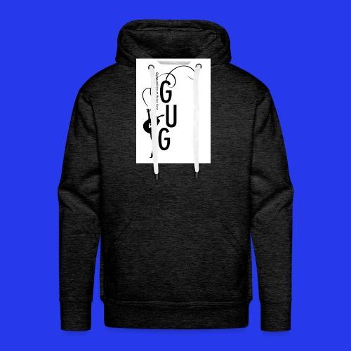 GUG Logo - Männer Premium Hoodie