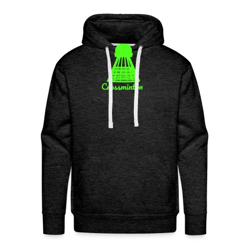 Crossminton Speeder - Männer Premium Hoodie