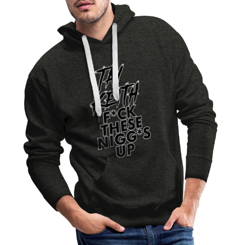 Tay keith Signature - Sweat-shirt à capuche Premium pour hommes