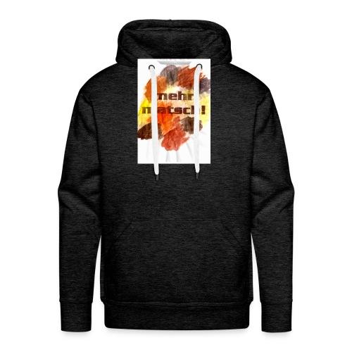 mehr matsch! Kinder-Shirt - Männer Premium Hoodie