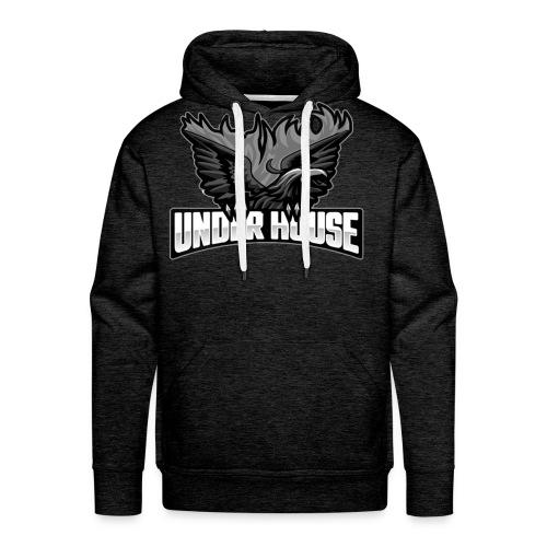 UNDER HOUSE AGUILA - Sudadera con capucha premium para hombre