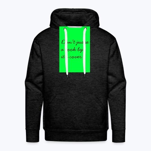 GREEN DJABBIC - Premiumluvtröja herr