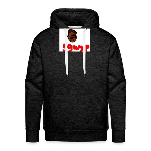 logosgwsp - Mannen Premium hoodie