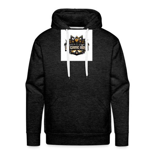 da game boys - Mannen Premium hoodie