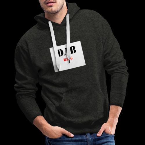 DABKING - Männer Premium Hoodie