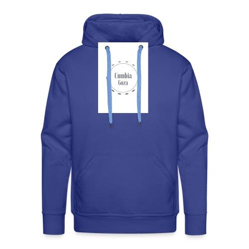 cumbia goza - Mannen Premium hoodie