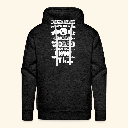 Clever TV Series - Men's Premium Hoodie