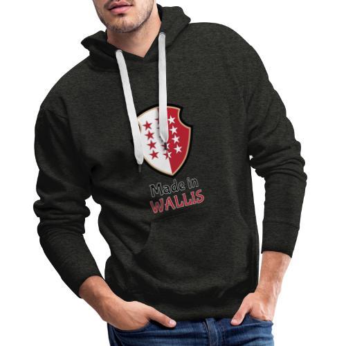Made in Wallis - Wallis - Männer Premium Hoodie