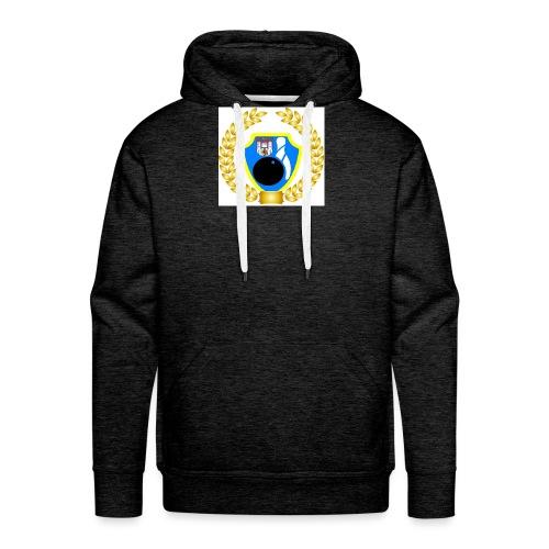 Wappen kranz - Männer Premium Hoodie