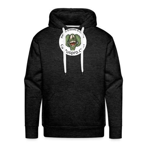 logo cf badge2 - Sweat-shirt à capuche Premium pour hommes