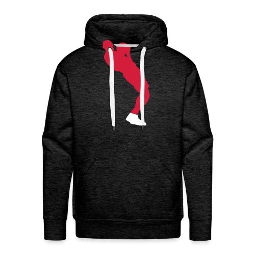 23 limited edition - Sweat-shirt à capuche Premium pour hommes