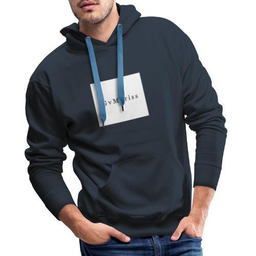 gv - Mannen Premium hoodie