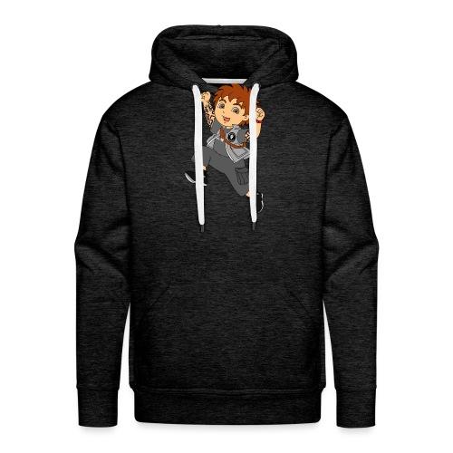 AngerFist Diego Style - Mannen Premium hoodie