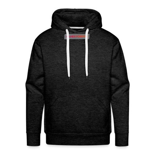 Gamer forever - Sweat-shirt à capuche Premium pour hommes