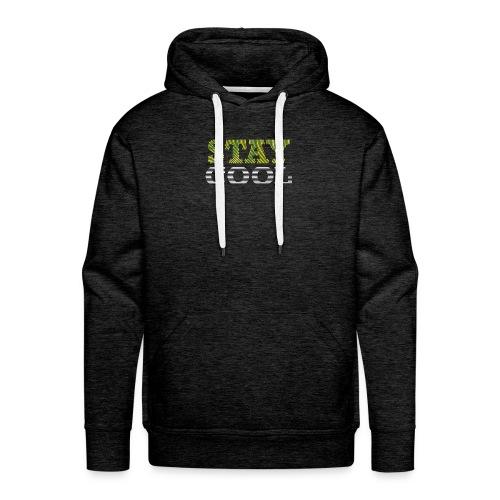 STAY COOL tshirt - Men's Premium Hoodie