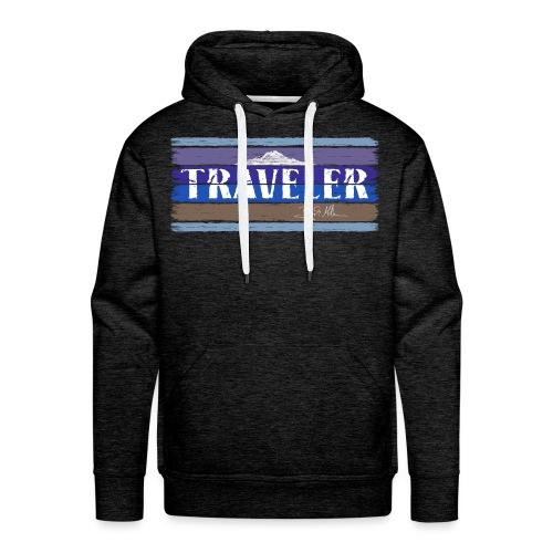 Jack McBannon - Traveler II - Männer Premium Hoodie