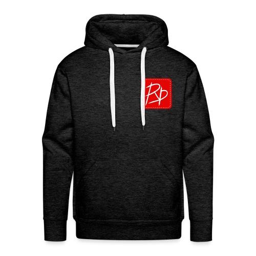 Provoke Designs Red Square - Men's Premium Hoodie