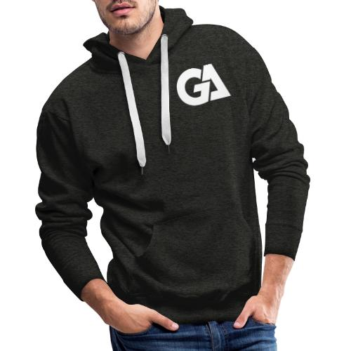 Gaming Alliance Wit - Mannen Premium hoodie