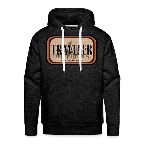 Jack McBannon -Traveler - Männer Premium Hoodie