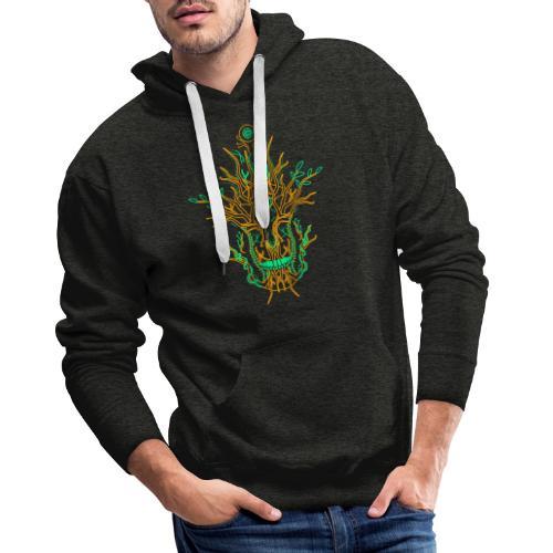 Evolve II / Couleur - Sweat-shirt à capuche Premium pour hommes
