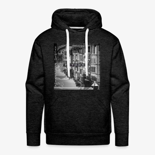 BAYONNE PERCEPTION 2 - PERCEPTION CLOTHING - Sweat-shirt à capuche Premium pour hommes