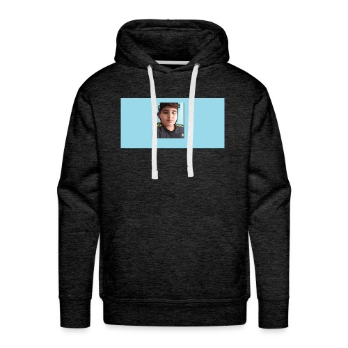 t shirts voor mijn youtube kanaal heel goedkoop - Mannen Premium hoodie