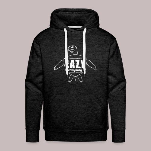 Lazy company - Sweat-shirt à capuche Premium pour hommes