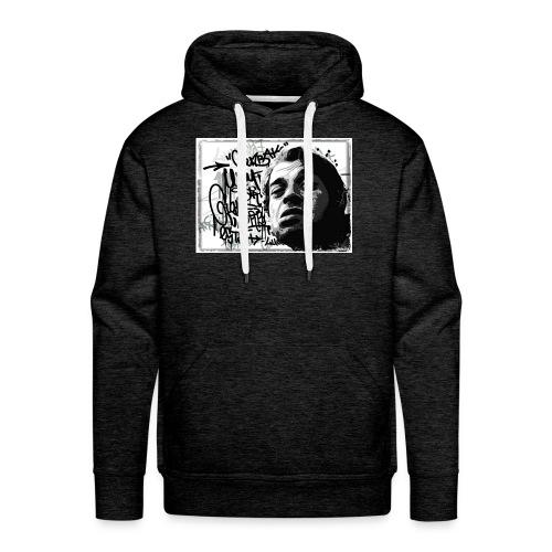 What Else - Sweat-shirt à capuche Premium pour hommes