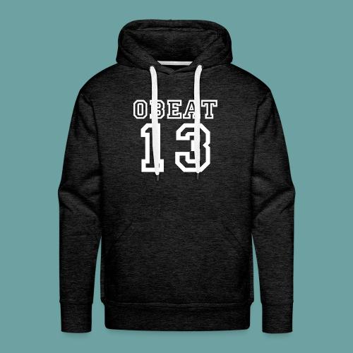 Obeat Limited Edition - Mannen Premium hoodie