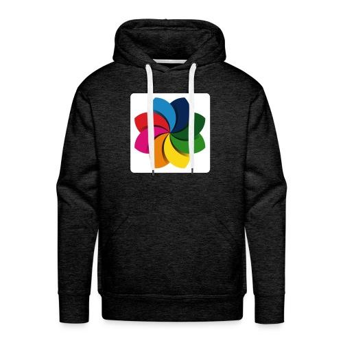 Croqqer girondola - Mannen Premium hoodie