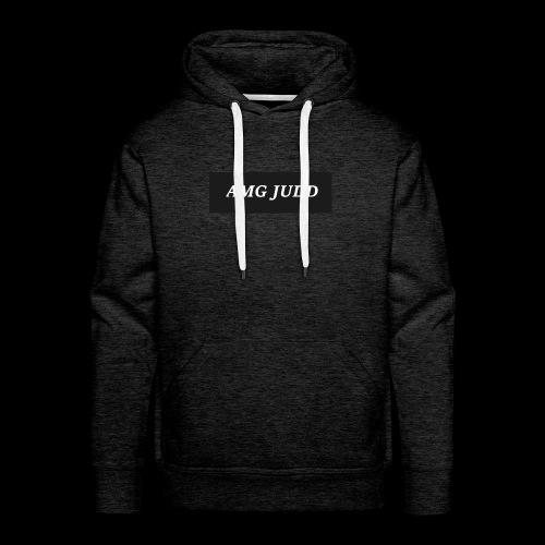 AMG logo - Men's Premium Hoodie