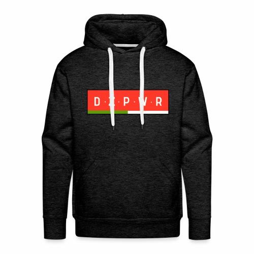 DZ POWER - Sweat-shirt à capuche Premium pour hommes